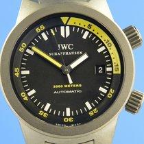 IWC Aquatimer Automatic 2000 3538 2009 gebraucht
