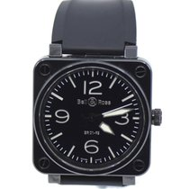 Bell & Ross BR 01-92 Steel 46mm Black Arabic numerals United States of America, New York, New York