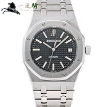 Audemars Piguet Royal Oak Selfwinding Steel 39mm Black