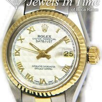 Rolex Lady-Datejust Gold/Steel 26mm Silver United States of America, Florida, 33431