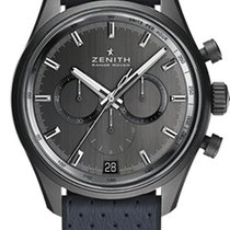 Zenith El Primero Chronomaster 24.2040.400/27.R796 Very good Aluminum 42mm Automatic