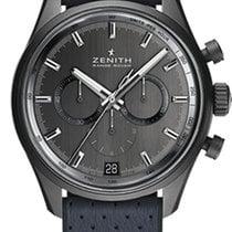 Zenith El Primero Chronomaster 24.2040.400/27.R796 Muy bueno Aluminio 42mm Automático
