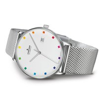 Junghans FORM A Steel 39.3mm Silver