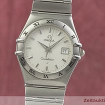 Omega Constellation Ladies Otel 27.5mm Argint