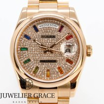 Rolex Day-Date 36 118205 2007 pre-owned