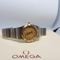Omega Staal Quartz 125210 tweedehands