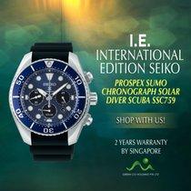 Seiko Prospex SSC759J1 new