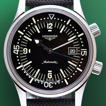 Longines Legend Diver L3.674.4 2018 pre-owned