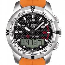 Tissot T-Touch II Titanium 43.3mm Black