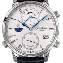 Glashütte Original White gold 44mm Manual winding 1-89-02-01-04-30 new United States of America, New York, Airmont