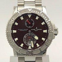 Ulysse Nardin Marine Diver Brown Dial 263-33 On Bracelet