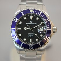 Revue Thommen Steel 42mm Automatic 17571.2135 new
