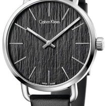 ck Calvin Klein Steel 42mm Quartz K7B211C1 new