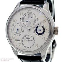 IWC Portugieser Perpetual Calendar Ref-IW5021PT 950 Platinum...