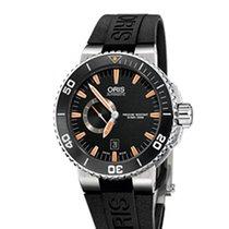 Oris Diving Aquis Small Second, Date 01 743 7673 4159-07 4 26...