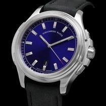 Schaumburg Steel 45mm Automatic Watch Urbanic 1 new
