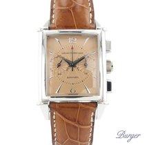 Girard Perregaux Vintage 1945 Chronograph white Gold