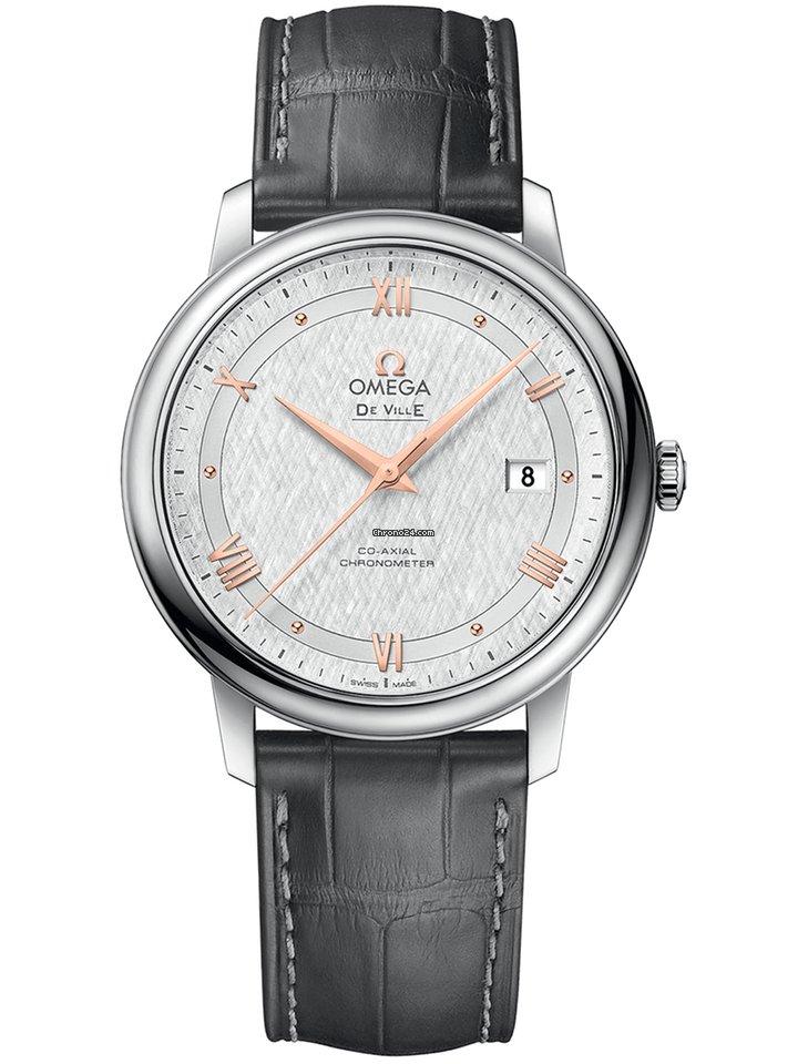697440a8f2c Comprar relógio Omega De Ville Prestige