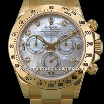 Rolex Daytona Pearl Mother & Diamonds Dial Réf.116528
