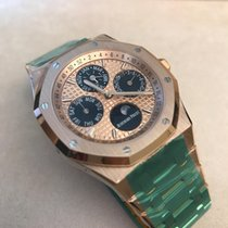 Audemars Piguet Royal Oak Perpetual Calendar new 2018 Automatic Watch with original box and original papers 26584OR.OO.1220OR.01