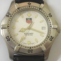 TAG Heuer Stainless Steel Automatic Wrist Watch