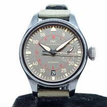 IWC Big Pilot Top Gun Miramar Ceramic 48mm Arabic numerals Singapore, Singapore