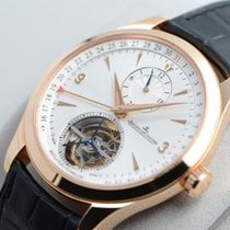 Jaeger-LeCoultre Master Tourbillon Rose gold 40mm Silver Arabic numerals United States of America, Texas, Houston