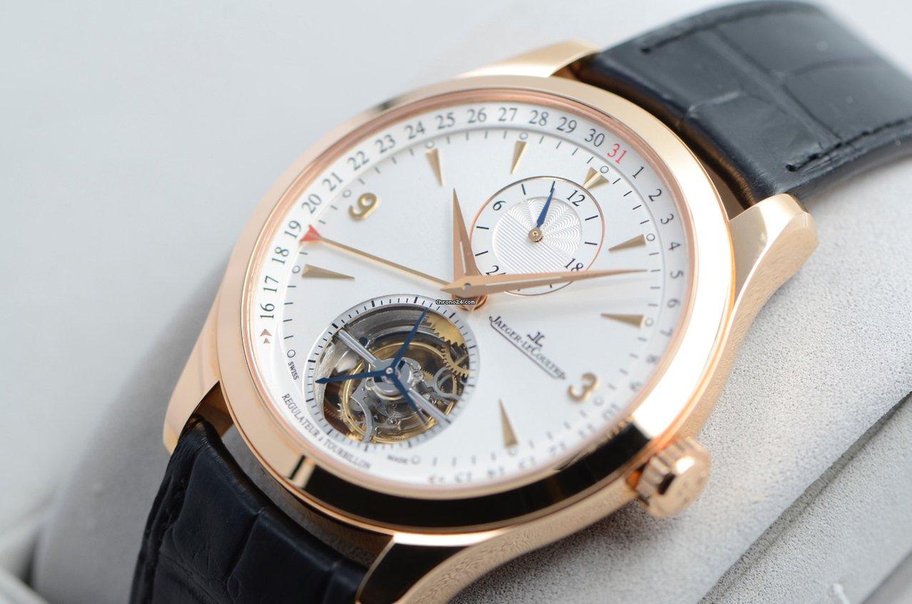 47cd0279717 Jaeger-LeCoultre Master Tourbillon - Todos os preços de relógios Jaeger- LeCoultre Master Tourbillon na Chrono24