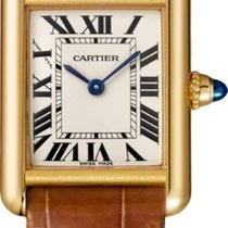 Cartier W1529856 Yellow gold Tank Louis Cartier 29.5mm new United States of America, Florida, North Miami Beach