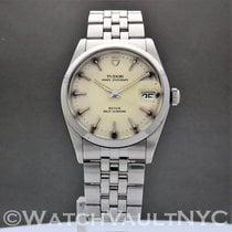 Tudor Prince Date Steel 34mm Silver United States of America, New York, White Plains