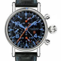 Chronoswiss Steel 44mm Automatic CH7533 new