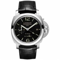 Panerai Luminor 1950 8 Days GMT PAM00233 2019 novo