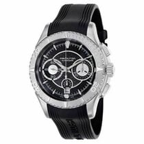 Hamilton Jazzmaster Seaview new Automatic Chronograph Watch only H37616331