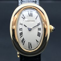 Cartier Baignoire Or jaune 23mm Argent Romain France, Paris