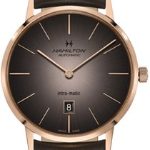 Hamilton Intra-Matic new Automatic Watch with original box and original papers H38745501