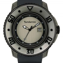 Tendence Titanium 50mm Quartz new
