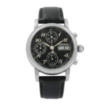 Montblanc Steel 38mm Automatic Star pre-owned
