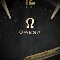 Omega occasion Remontage manuel 35mm Noir Matière plastique