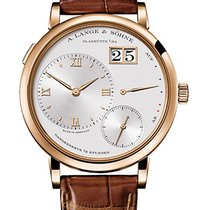 A. Lange & Söhne Grand Lange 1 Rose gold 40.9mm Silver Roman numerals United States of America, Florida, Sunny Isles Beach