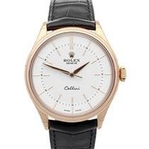Rolex Cellini Time новые 2019 Автоподзавод Часы с оригинальными документами и коробкой 50505