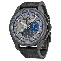 Zenith El Primero Lightweight Steel 45mm Transparent United States of America, Florida, Sunny Isles Beach