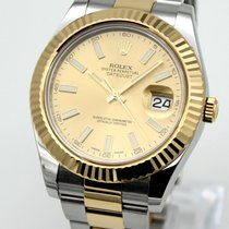 Rolex Datejust II 116333 2015 pre-owned