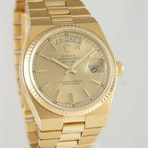 Rolex Day-Date Oysterquartz 19018 Good Yellow gold 36mm Quartz