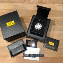Breitling Chronomat 44 GMT Stahl 44mm Schwarz