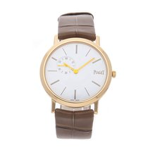 Piaget Altiplano Rose gold 34mm White No numerals United States of America, Pennsylvania, Bala Cynwyd