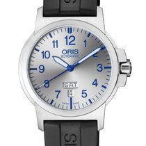 Oris Steel 42mm Automatic 01 735 7641 4161-07 4 22 05 new United States of America, New York, Brooklyn