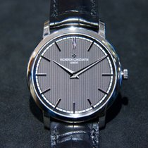 Vacheron Constantin White gold 41mm Automatic 43075/000G-9873 pre-owned