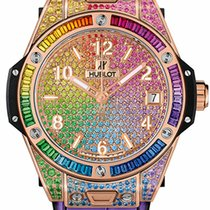 Hublot Big Bang Růžové zlato 39mm