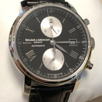 Baume & Mercier Classima M0A08733 New Steel 42mm Automatic