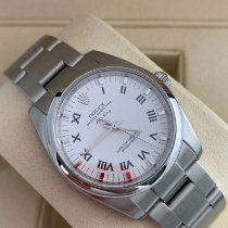 Rolex Steel Automatic Air King pre-owned